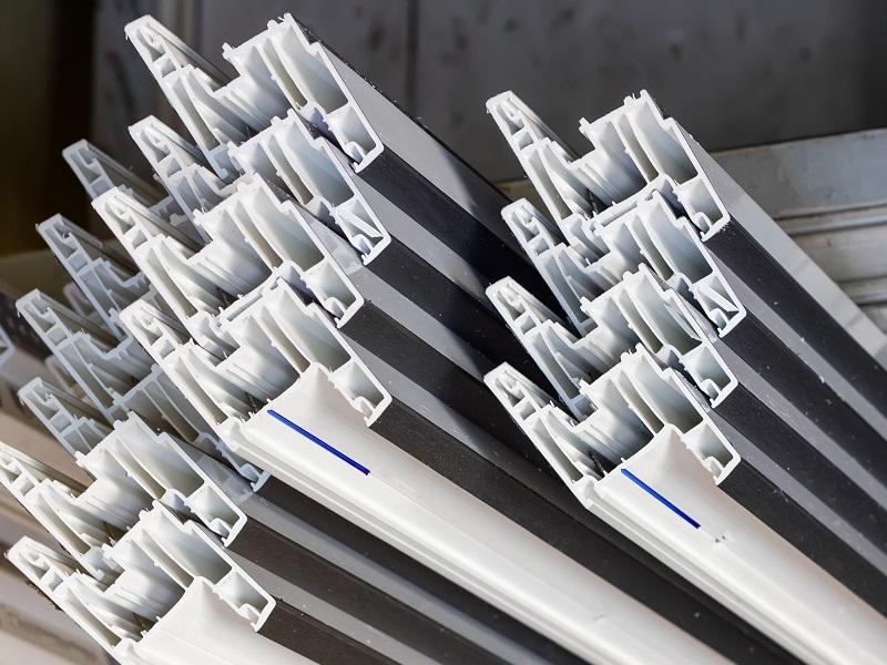Granulat PVC - Profile budowlane